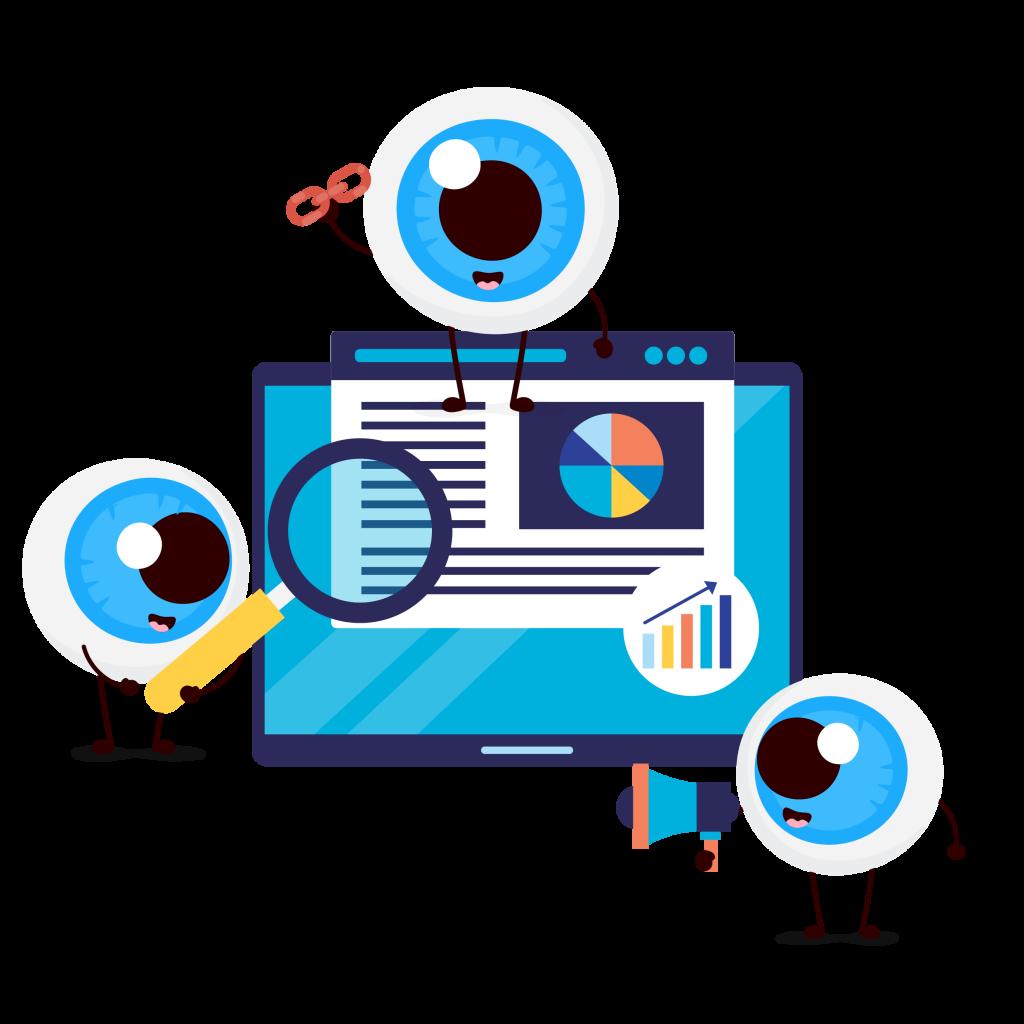 Focus on Rich Visual Marketing