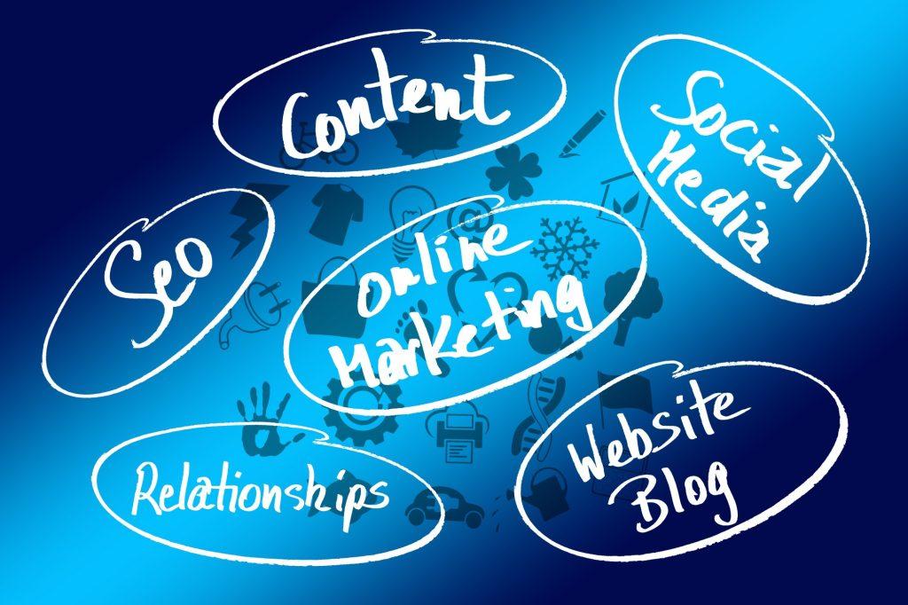 seo content social