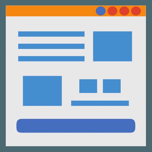 Optimised Website Structure